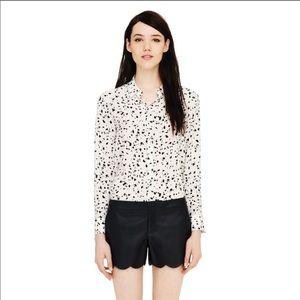 Club Monaco Diana shirt size XS
